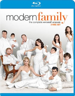 Modern Family: Season 2 (Blu-ray Disc) 8191910