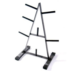CAP Barbell 1-inch Plate Tree Rack