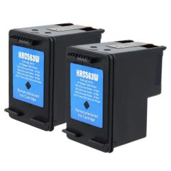Insten Black Remanufactured Ink Cartridge Replacement for HP CH563WN/ 61XL -  Ascend, 371793