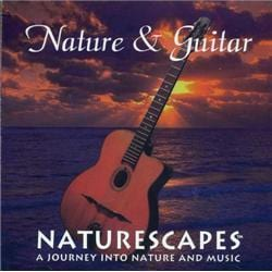 Naturescapes Music Nature and Guitar CD 8206540