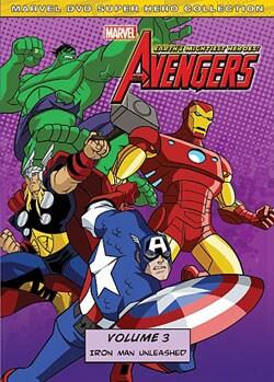 Avengers: Earth's Mightiest Heroes! Vol. 3 (DVD) 8218300