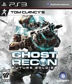 PS3 - Tom Clancy`s Ghost Recon: Future Soldier 8218314