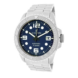 Le Chateau Men's Sport Dinamica Automatic Watch with Blue Dial