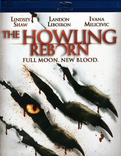 The Howling: Reborn (Blu-ray Disc) 8224335