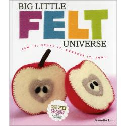 Lark Books 'Big Little Felt Universe' Book