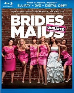 Bridesmaids (Blu-ray/DVD) 8227691