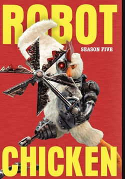 Robot Chicken: Season Five (DVD) 8227735