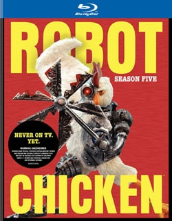 Robot Chicken: Season Five (Blu-ray Disc) 8227736