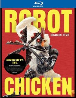 Robot Chicken: Season Five (Blu-ray Disc) 8227736