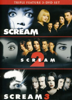Scream 1-3 Gift Set (DVD) 8228884