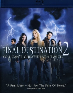 Final Destination 2 (Blu-ray Disc) 8236334