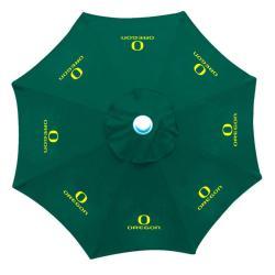 Oregon Ducks 9-foot Patio Umbrella