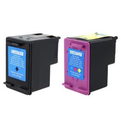 Insten Black Remanufactured Ink Cartridge Replacement for HP CH563WN/ 61XL -  Ascend, 371796