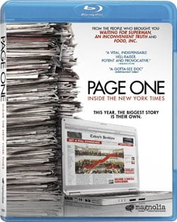 Page One: Inside The New York Times (Blu-ray Disc) 8242711