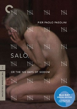 Salo, or the 120 Days of Sodom (Blu-ray Disc) 8242760
