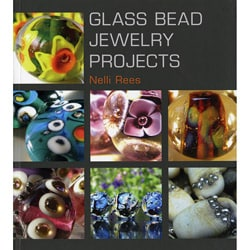 Sterling Publishing Glass Bead Jewelry Projects Book