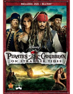 Pirates of the Caribbean: On Stranger Tides (Blu-ray/DVD) 8245768
