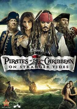 Pirates of the Caribbean: On Stranger Tides (DVD) 8245769