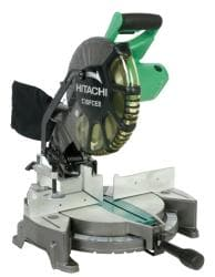 Hitachi C10FCE2 10-inch Compound Miter Saw (Refurbished)