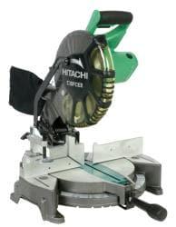 Hitachi C10FCE2 10-inch Compound Miter Saw (Refurbished)
