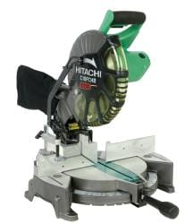 Hitachi C10FCH2 10-inch Compound Miter Saw (Refurbished)