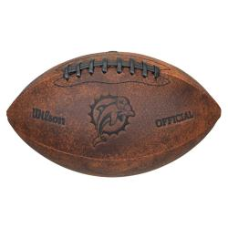 Miami Dolphins 9-inch Composite Leather Football