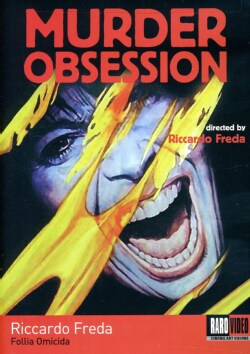 Murder Obsession (DVD) 8247924