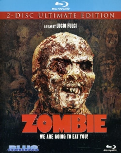 Zombie: Ultimate Edition (Blu-ray Disc) 8247933