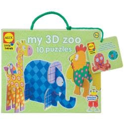 Alex Toys My 3D Zoo Jigsaw Puzzle Set