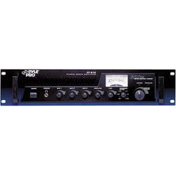 19-inch Rack Mount 600 Watt Power Amplifier (Refurbished)