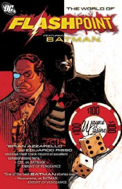 Flashpoint: The World of Flashpoint Featuring Batman (Paperback) 8258183
