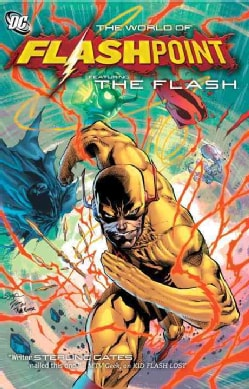 Flashpoint:: The World of Flashpoint Featuring the Flash (Paperback) 8258185