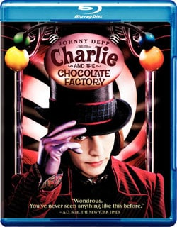 Charlie and the Chocolate Factory (Blu-ray Disc) 8261417