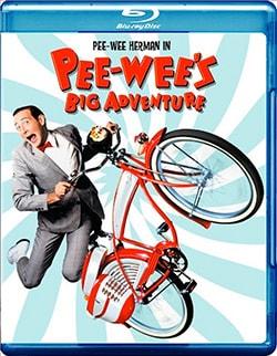 Pee Wee's Big Adventure (Blu-ray Disc) 8261418