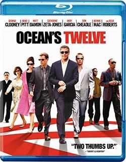 Ocean's Twelve (Blu-ray/DVD) 8262143