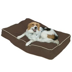 Busby Extra Small (18 x 24) Cocoa Dog Bed