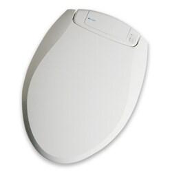Round White Heated Deodorizing Toilet Seat (Pack of 4)