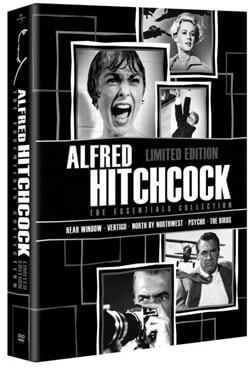 Alfred Hitchcock: The Essentials Collection (DVD) 8285505