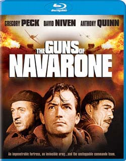 The Guns of Navarone (Blu-ray Disc) 8292596
