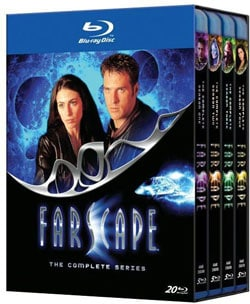 Farscape: The Complete Series (Blu-ray Disc) 8292900