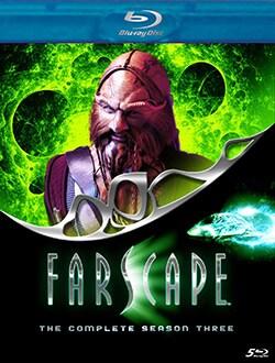 Farscape: Season 3 (Blu-ray Disc) 8292913