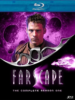 Farscape: Season 1 (Blu-ray Disc) 8292919