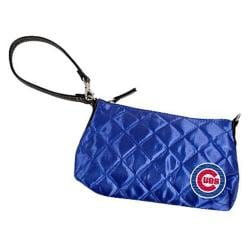 Little Earth Chicago Cubs Quilted Wristlet 8294392