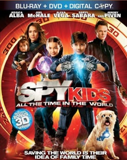 Spy Kids: All The Time In The World (Blu-ray Disc) 8295438