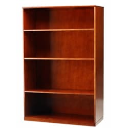 Mayline Stella Series 4-shelf Bookcase