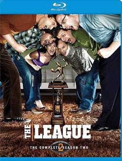The League Season 2 (Blu-ray Disc) 8301875