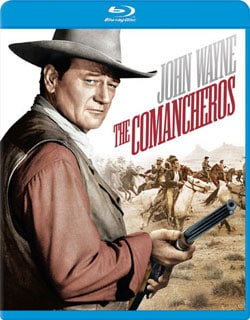 The Comancheros (Blu-ray Disc) 8301876