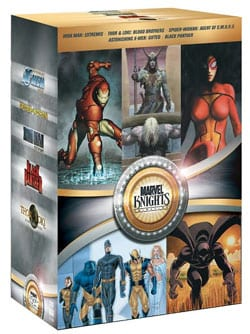 Marvel Knights Gift Set (DVD) 8302662