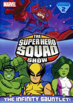 The Super Hero Squad Show: The Infinity Gauntlet Season 2 Vol 2 (DVD) 8302669