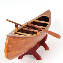 Old Modern Handicrafts Peterborough Canoe Model 8303989